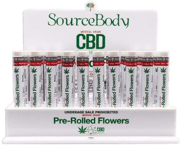 SourceBody - Pre-Rolled Flowers